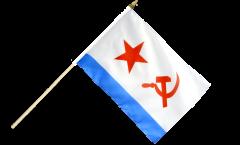 Stockflagge UDSSR Sowjetunion Marine