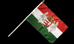 Stockflagge Ungarn Königreich 1867-1918