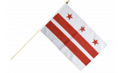 Stockflagge USA District of Columbia