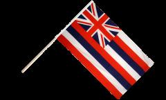 Stockflagge USA Hawaii
