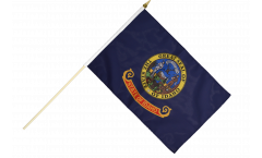 Stockflagge USA Idaho