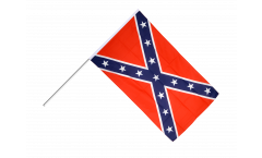 Stockflagge USA Südstaaten