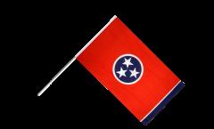 Stockflagge USA Tennessee