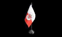 Tischflagge Österreich Tirol