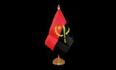 Tischflagge Angola