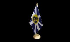 Tischflagge Australien Lord-Howe-Inseln