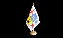 Tischflagge Australien Royal Standard