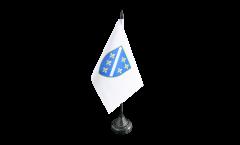 Tischflagge Bosnien alt 1992-1998