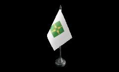 Tischflagge Brasilien Brasilia