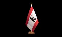 Tischflagge Deutschland Berlin