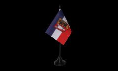 Tischflagge Deutschland Schleswig-Holstein