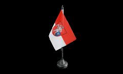 Tischflagge Deutschland Stadt Bamberg