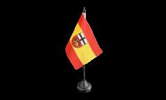 Tischflagge Deutschland Stadt Bonn