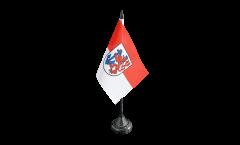 Tischflagge Deutschland Stadt Düsseldorf