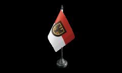 Tischflagge Deutschland Stadt Dortmund
