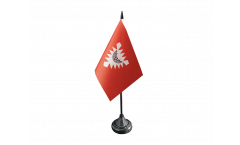 Tischflagge Deutschland Stadt Kiel