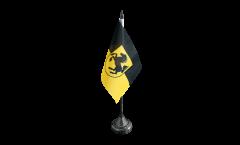 Tischflagge Deutschland Stadt Stuttgart