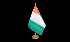 Tischflagge Elfenbeinküste