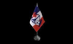 Tischflagge EM 2016