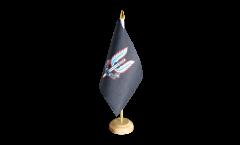 Tischflagge Großbritannien British Army Special Air Service