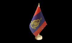 Tischflagge Großbritannien Royal Marines 45 Commando