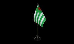 Tischflagge Großbritannien Wiltshire - 10 x 15 cm