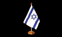 Tischflagge Israel