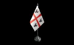 Tischflagge Italien Mantua Herzogtum 1575-1707