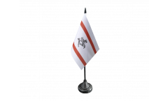 Tischflagge Italien Toskana