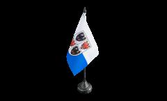 Tischflagge Italien Trentino-Südtirol
