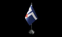 Tischflagge Kanada Stadt Toronto
