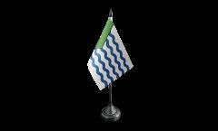 Tischflagge Kanada Stadt Vancouver