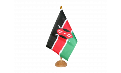 Tischflagge Kenia