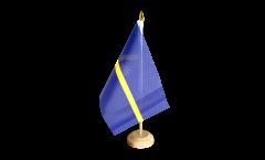 Tischflagge Nauru