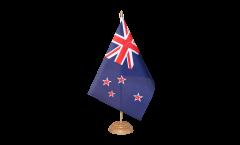 Tischflagge Neuseeland