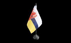 Tischflagge Niederlande Limburg - 10 x 15 cm