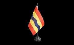 Tischflagge Niederlande Overijssel