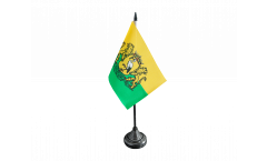 Tischflagge Niederlande Stadt Den Haag - 10 x 15 cm
