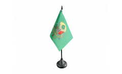 Tischflagge Osmanisches Reich Wappen