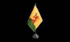Tischflagge Schweden Provinz Kronobergs län