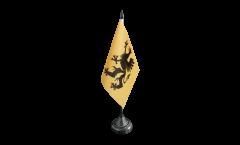 Tischflagge Schweden Provinz Södermanlands län
