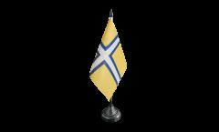 Tischflagge Schweden Provinz Västergötland historisch