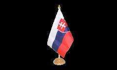 Tischflagge Slowakei