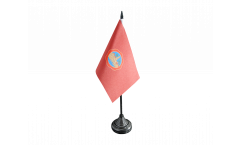 Tischflagge Spanien Stadt Cordoba