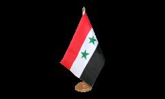 Tischflagge Syrien