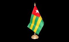 Tischflagge Togo