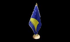 Tischflagge Tokelau