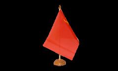 Tischflagge UDSSR Sowjetunion