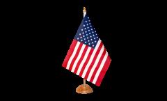 Tischflagge USA