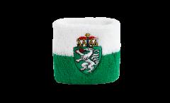Schweißband Österreich Steiermark - 7 x 8 cm